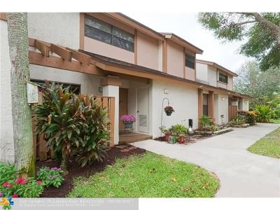 Coconut Creek Condo/Townhouse Backup Contract-Call LA: 4654 NW 30th St #4654