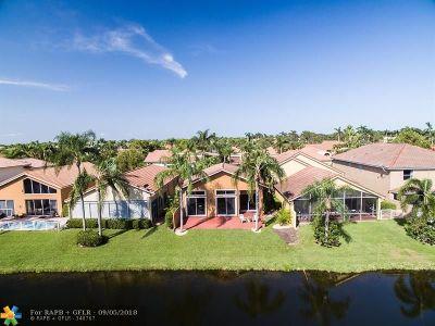 Boca Raton Single Family Home For Sale: 17236 Hampton Blvd