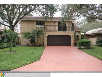 Boca Raton Single Family Home For Sale: 6566 Sweet Maple Ln