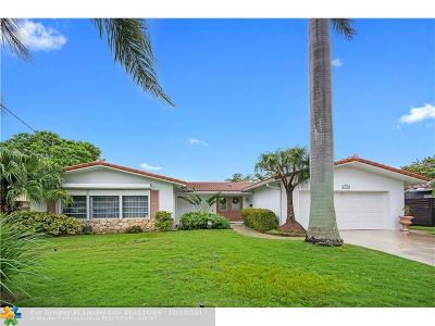 Broward County Single Family Home For Sale: 1716 NW 36th Ct
