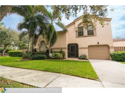 Plantation Single Family Home Backup Contract-Call LA: 1750 NW 107th Way