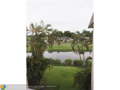 Davie Condo/Townhouse For Sale: 2451 SW 82nd Ave #206