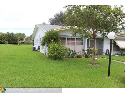 Plantation Condo/Townhouse For Sale: 8427 NW 12th St #A67