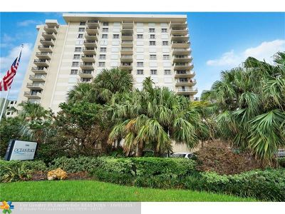 Lauderdale By The Sea Condo/Townhouse For Sale: 1900 S Ocean Blvd #3R