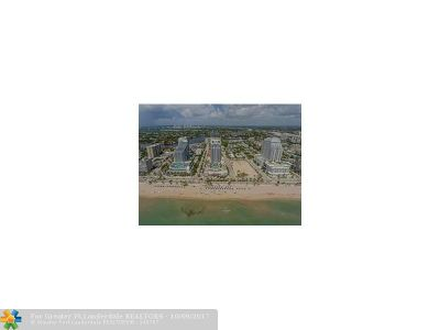 Fort Lauderdale Condo/Townhouse For Sale: 505 N Fort Lauderdale Beach Blvd #1514