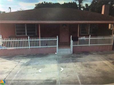 Miami Multi Family Home For Sale: 2840 SW 36th Ct