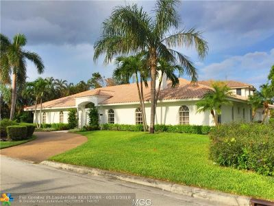 Boca Raton Single Family Home For Sale: 2498 Date Palm Rd