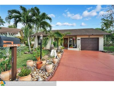 Deerfield Beach Single Family Home Backup Contract-Call LA: 1776 SW 19th Ave