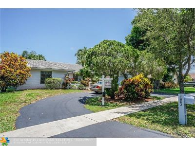 Plantation Single Family Home For Sale: 1082 NW 97 Ave