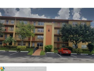 Pembroke Pines Condo/Townhouse For Sale: 13155 SW 7th Ct #311E