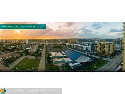 Pompano Beach Condo/Townhouse For Sale: 730 N Ocean Blv #1401