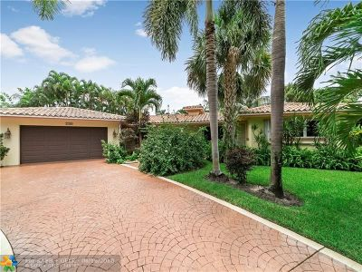 Wilton Manors Single Family Home For Sale: 2318 NE 15th Ave
