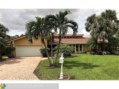 Broward County Single Family Home Backup Contract-Call LA: 9959 NW 14th Ct