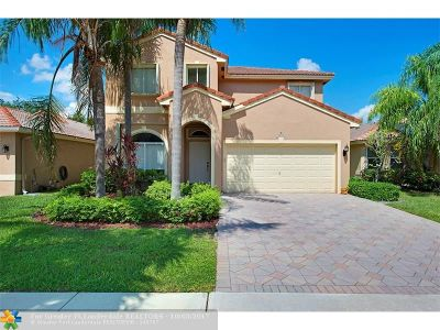 Coconut Creek FL Single Family Home Backup Contract-Call LA: $424,900