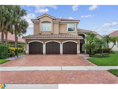 Boca Raton Single Family Home For Sale: 19665 Black Olive Ln