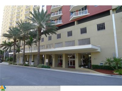 West Palm Beach Condo/Townhouse For Sale: 1551 N Flagler Dr #805