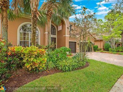 Weston Single Family Home For Sale: 19132 N Gardenia Ave