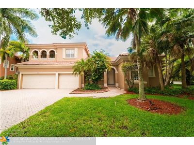 Coral Springs Single Family Home For Sale: 915 NW 124 Avenue