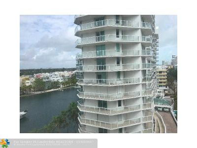 Miami Beach Condo/Townhouse For Sale: 5880 Collins Ave #1007