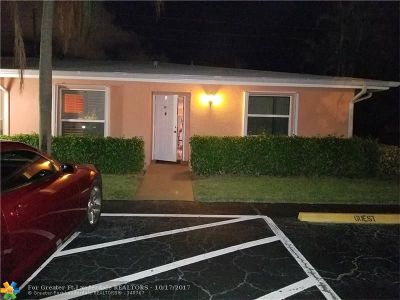 Delray Beach Condo/Townhouse For Sale: 1551 NW 18th Ave #D