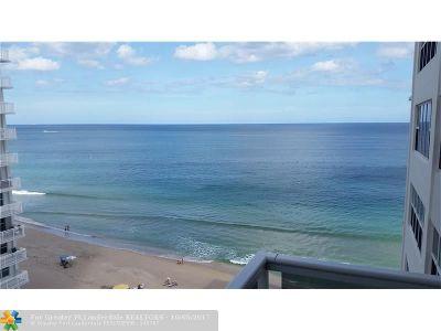 Rental For Rent: 3700 Galt Ocean Dr #1004