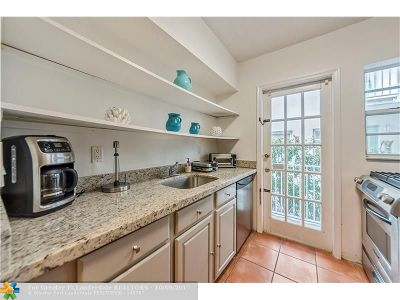 Miami Beach Condo/Townhouse For Sale: 911 Meridian Ave #103