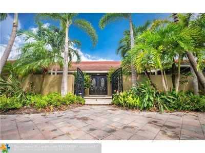 Coral Ridge, Coral Ridge 21-50 B, Coral Ridge Add, Coral Ridge Country Club Single Family Home For Sale: 2839 NE 35th St