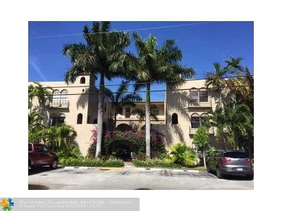 Wilton Manors Condo/Townhouse Backup Contract-Call LA: 815 NE 28th St #102