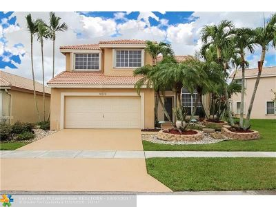 Pembroke Pines Single Family Home Backup Contract-Call LA: 18228 SW 3rd St
