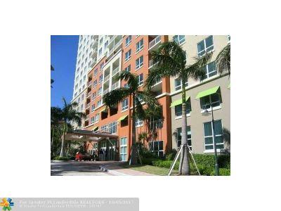 Miami Condo/Townhouse For Sale: 2001 Biscayne Blvd #2619