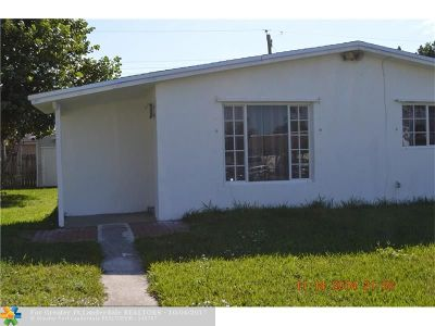 Davie Single Family Home For Sale: 6220 SW 37th Ct