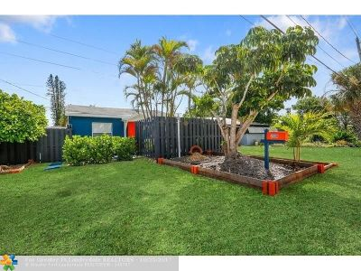 Wilton Manors Multi Family Home For Sale: 2606 NE 9th Ave