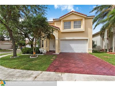 Coral Springs Single Family Home For Sale: 5302 NW 125th Ave