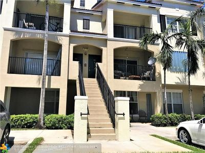 Coral Springs Condo/Townhouse For Sale: 5800 W Sample Rd #303