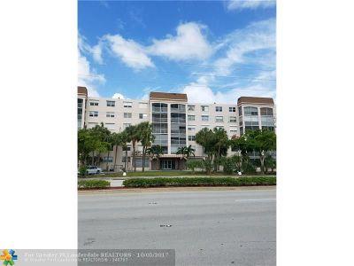 Dania Condo/Townhouse For Sale: 501 E Dania Beach Blvd #5-6C