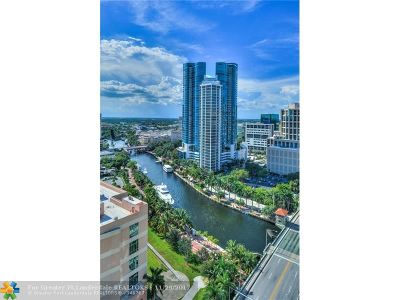Fort Lauderdale Condo/Townhouse For Sale: 511 SE 5th Ave #1214