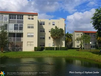 North Lauderdale Condo/Townhouse For Sale: 1810 SW SW 81st Ave #2306