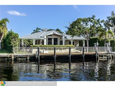 Pompano Beach Single Family Home For Sale: 271 SE 5th Ave