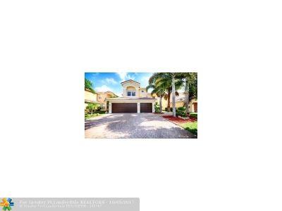 Boynton Beach Single Family Home For Sale: 8691 Woodgrove Harbor Ln