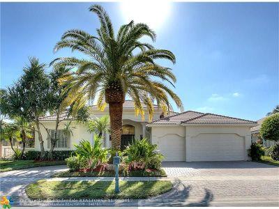 Plantation Single Family Home For Sale: 10926 Blackhawk St