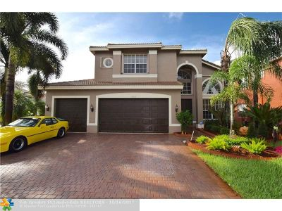 Miramar Single Family Home For Sale: 19250 SW 54th St