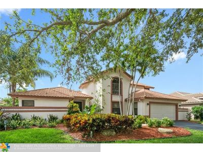 Plantation Single Family Home Backup Contract-Call LA: 11020 NW 18th Mnr