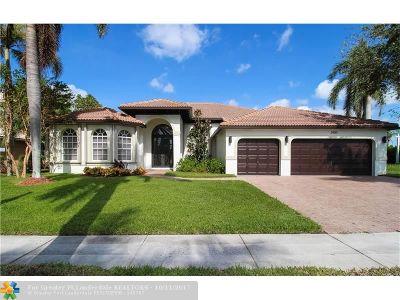 Miramar Single Family Home Backup Contract-Call LA: 3400 SW 185 Ave