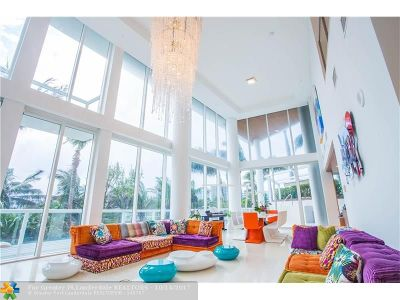 Boca Raton Condo/Townhouse For Sale: 1000 S Ocean Blvd #110