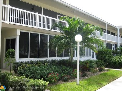 Lighthouse Point Condo/Townhouse For Sale: 2734 NE 27th Ct #3