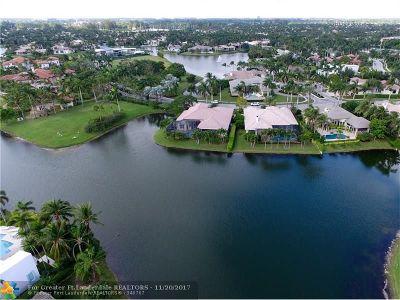 Plantation Single Family Home For Sale: 10460 Golden Eagle Ct