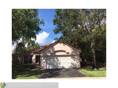 Davie Single Family Home Backup Contract-Call LA: 9133 Greenbrier Ct