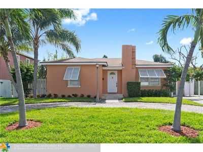 West Palm Beach Single Family Home For Sale: 362 Gregory Rd