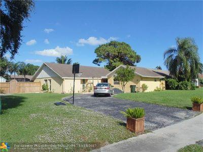 Delray Beach Single Family Home Backup Contract-Call LA: 3837 NW 8th St