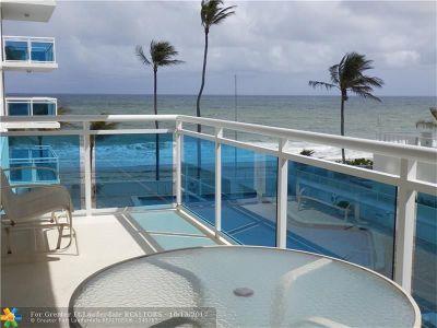 Rental For Rent: 3430 Galt Ocean Dr #308